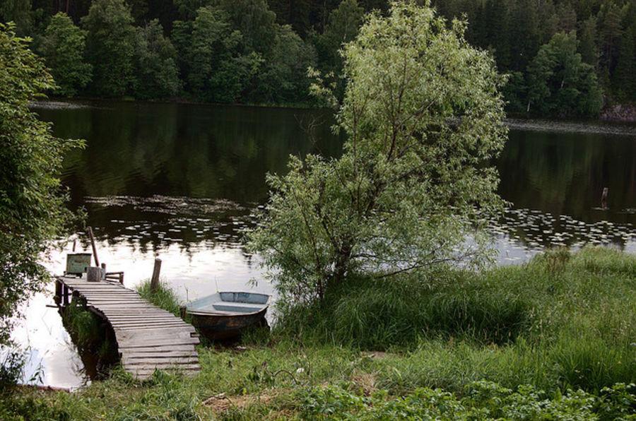 Финский городок Иматра