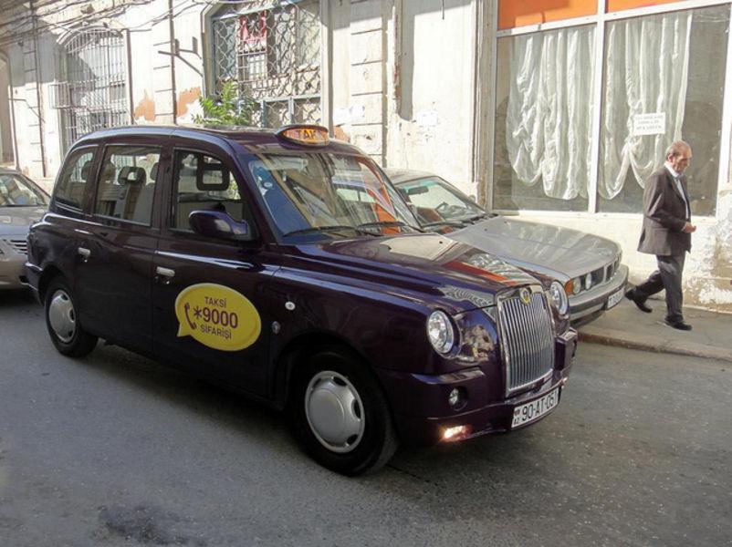 Знакомство с Баку