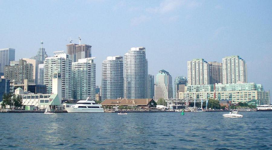 Торонто- красивый канадский городок