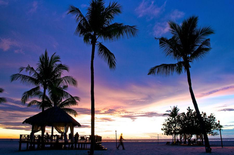 Удачный отдых в Борнео