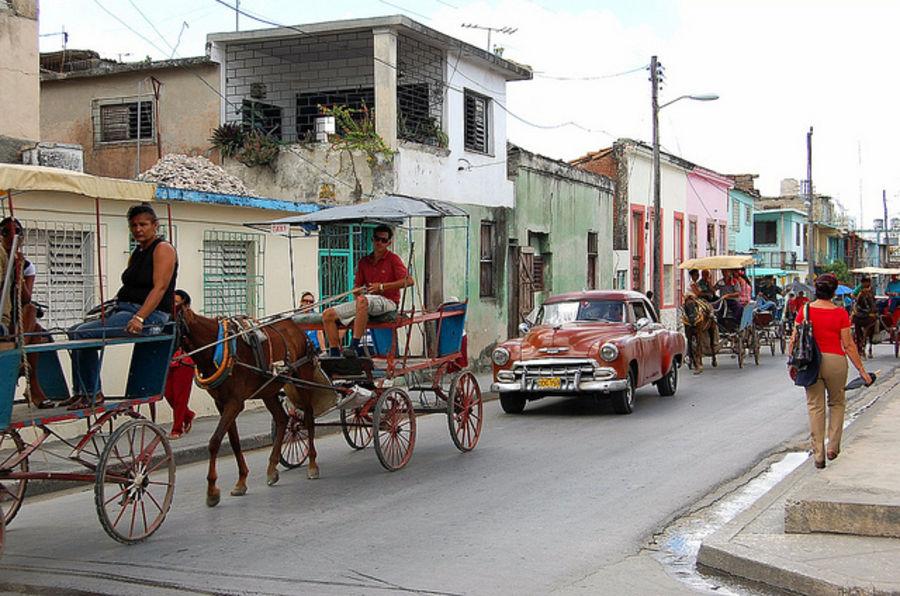 Ольгин - все на Кубу