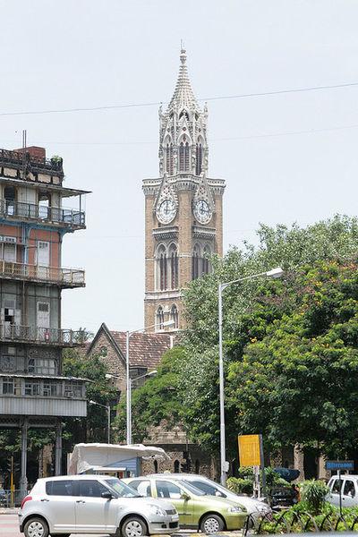 Несколько мгновений в Мумбаи