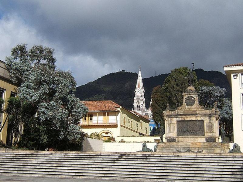 Знакомство с Боготой