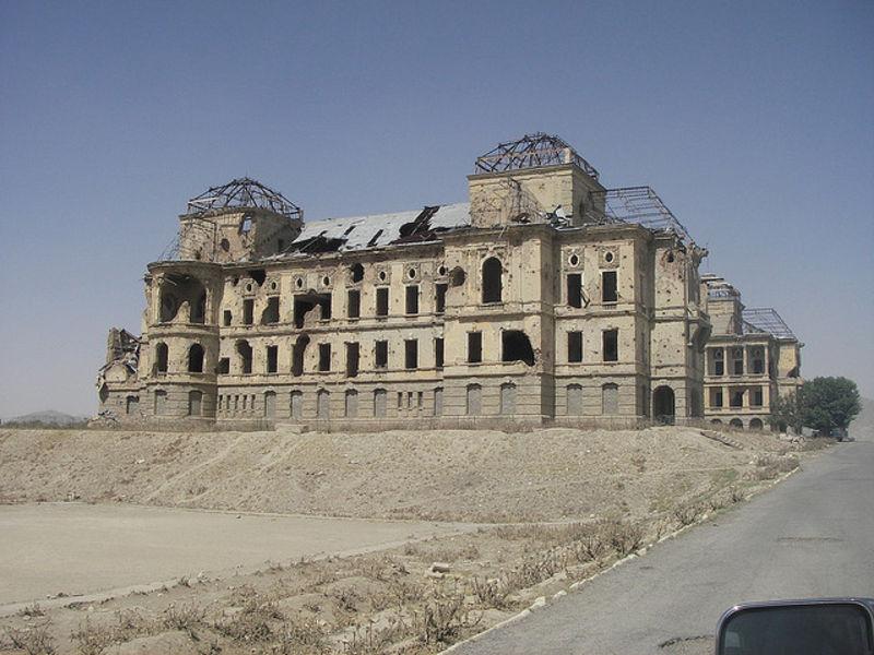 Знакомство с Кабулом