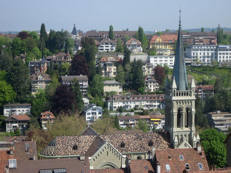 Берн - город архитектуры и фонтанов