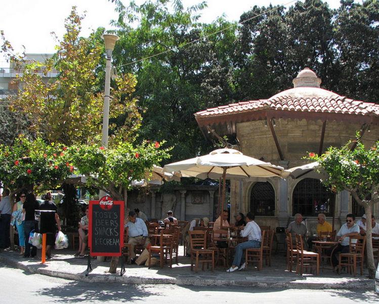 Удивительный город в Греции - Ираклион