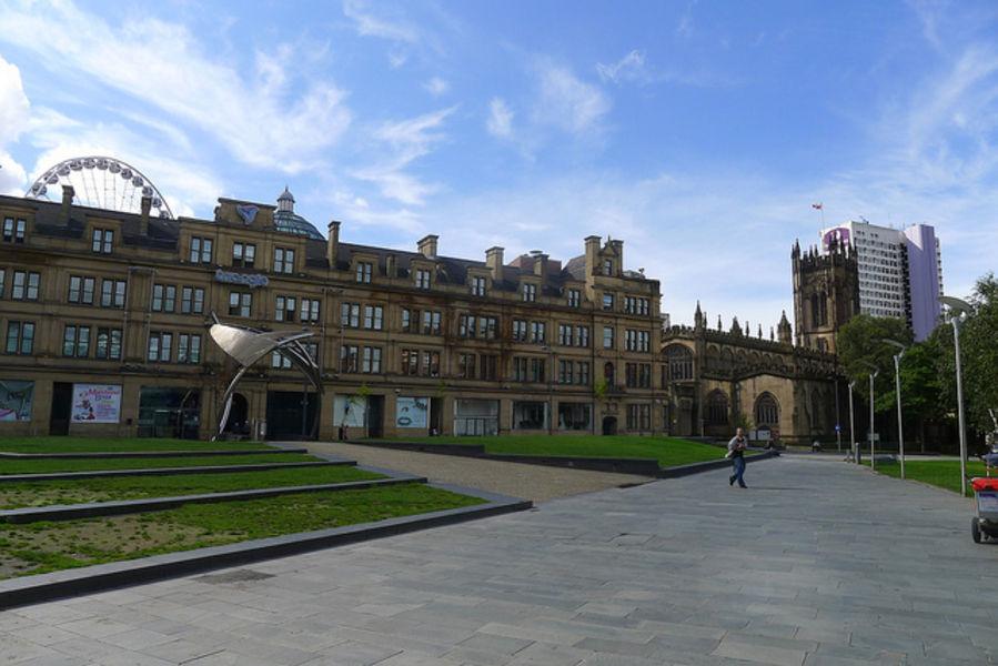 Богатый историей Манчестер