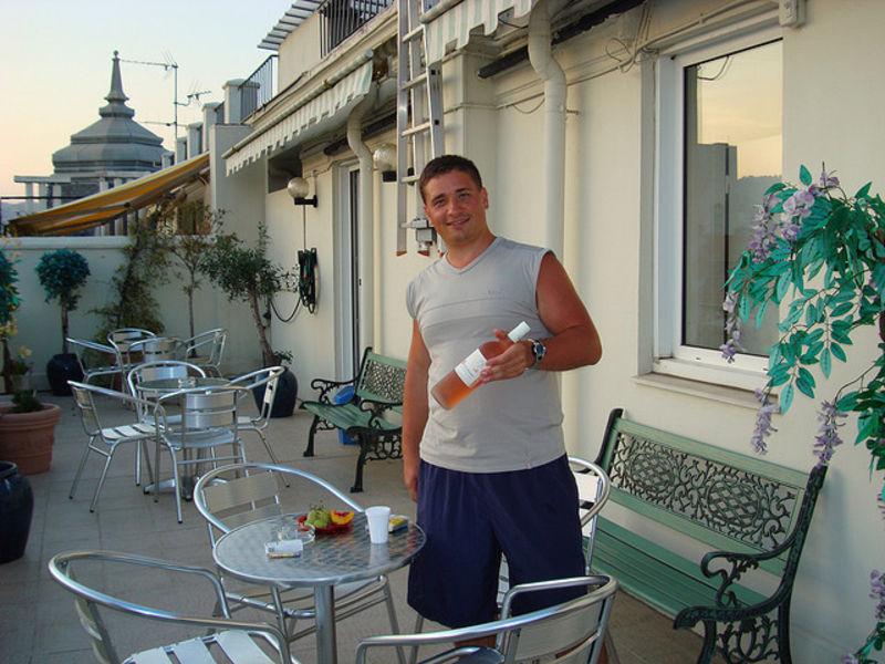 Незабываемая неделя отдыха в Ницце