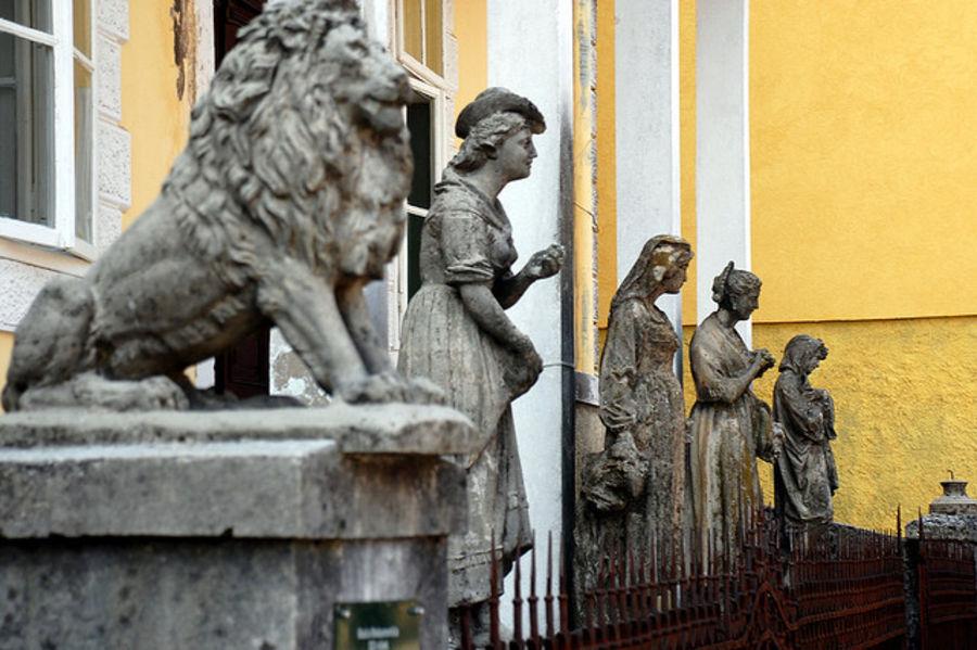 Город - музей Цетинье
