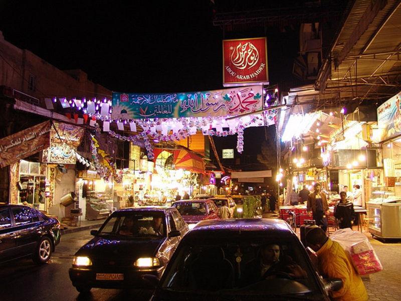 Древний Дамаск