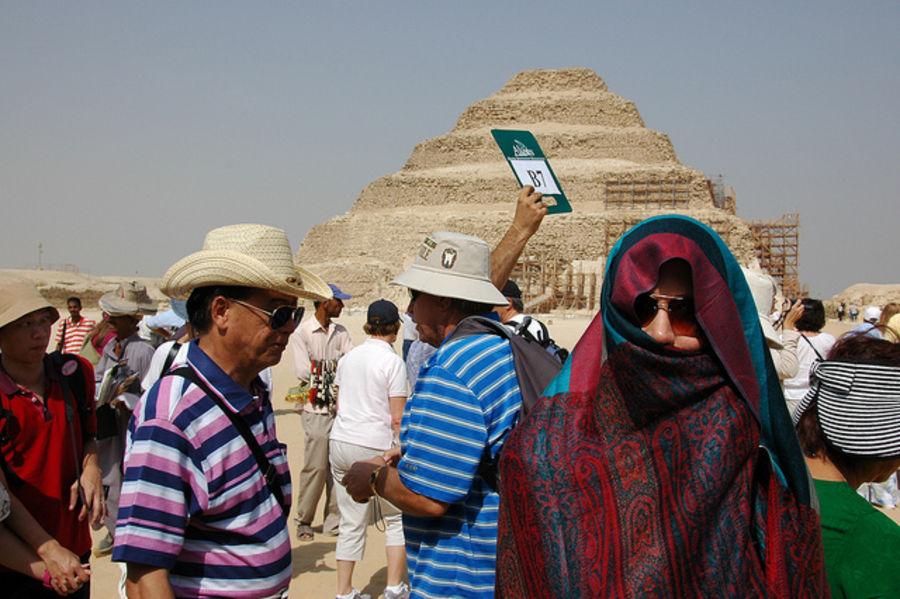 Загадочные пирамиды Гизы