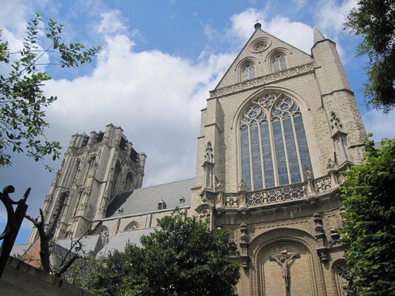 Великолепная архитектура Антверпена