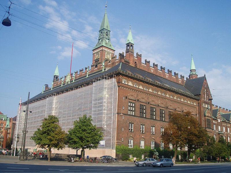 Любимый Копенгаген