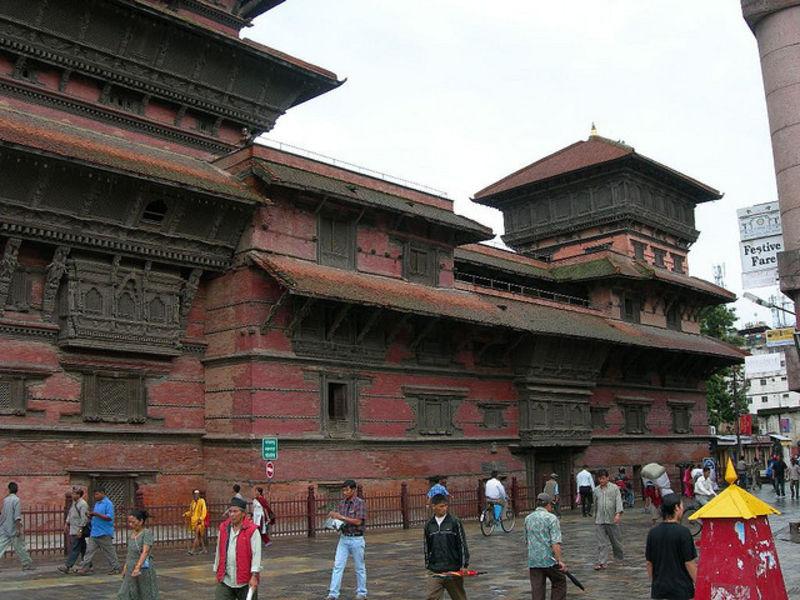 Удивительный Катманду