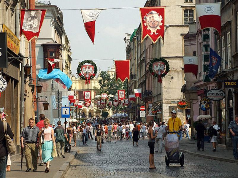 Незабываемая поездка в Краков