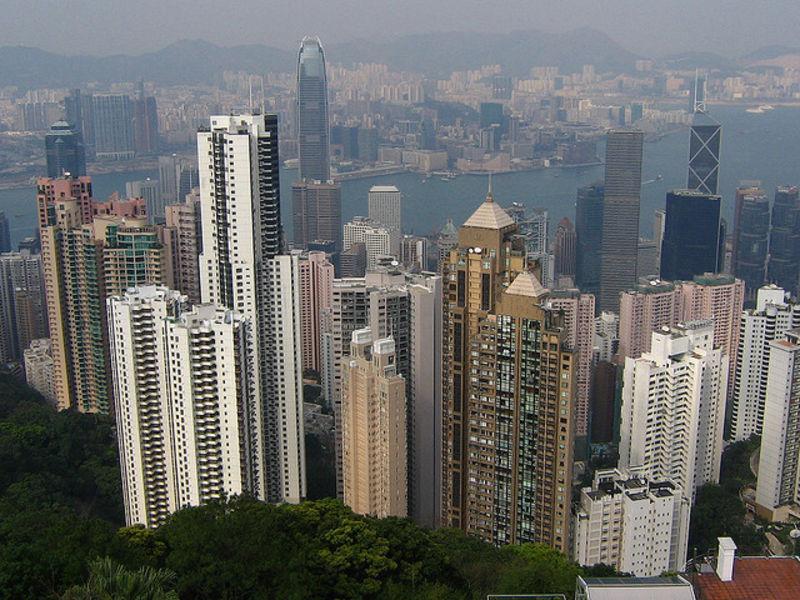 Бесконечный Гонконг