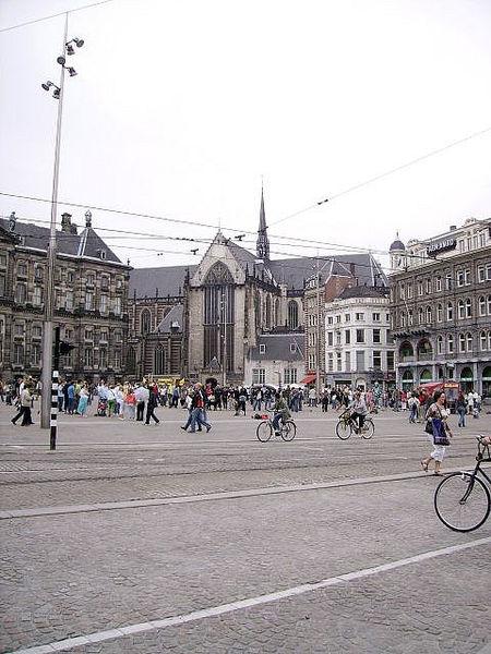 Амстердам ждет