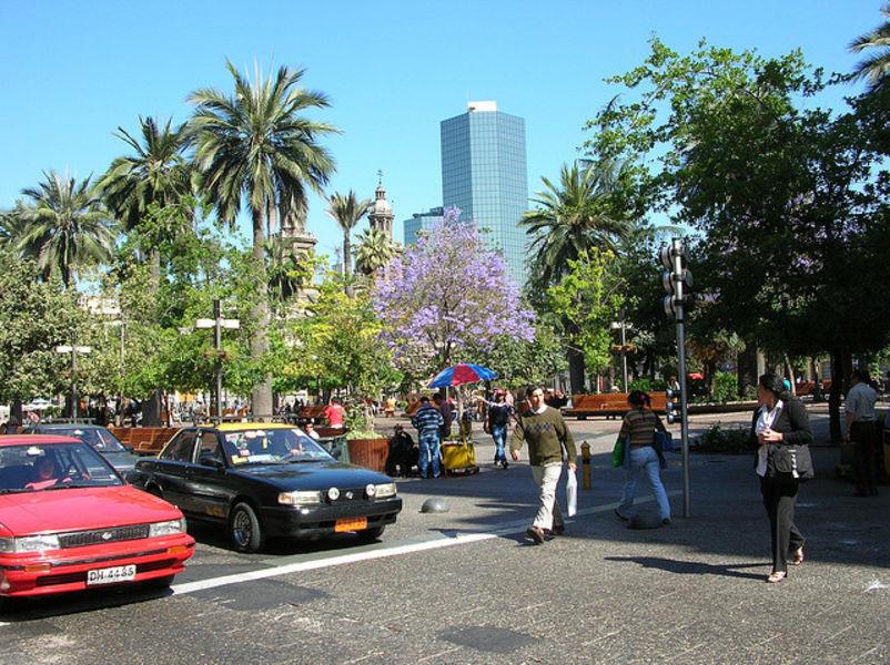 Сантьяго - город бриллиант