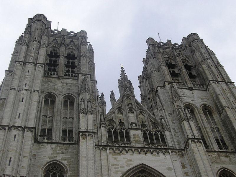 Восхитительный город Брюссель