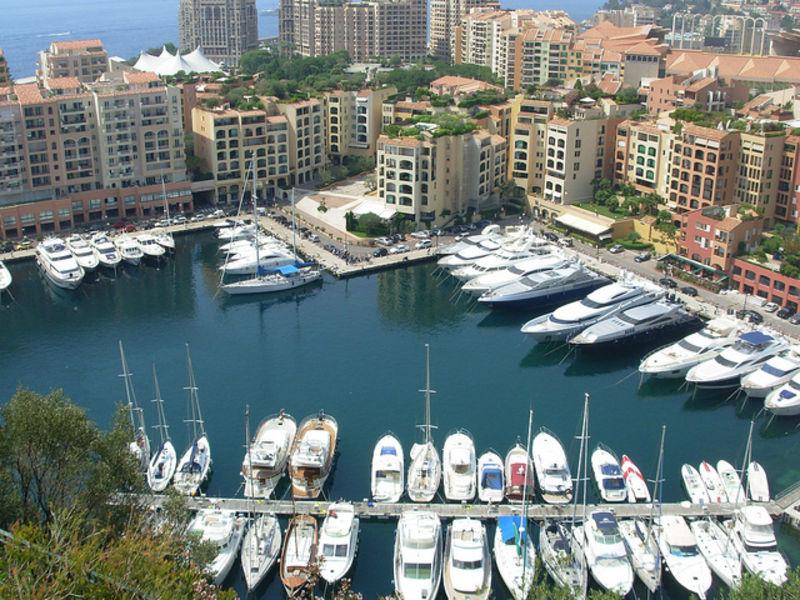 Мое путешествие в чудесный город Монте - Карло