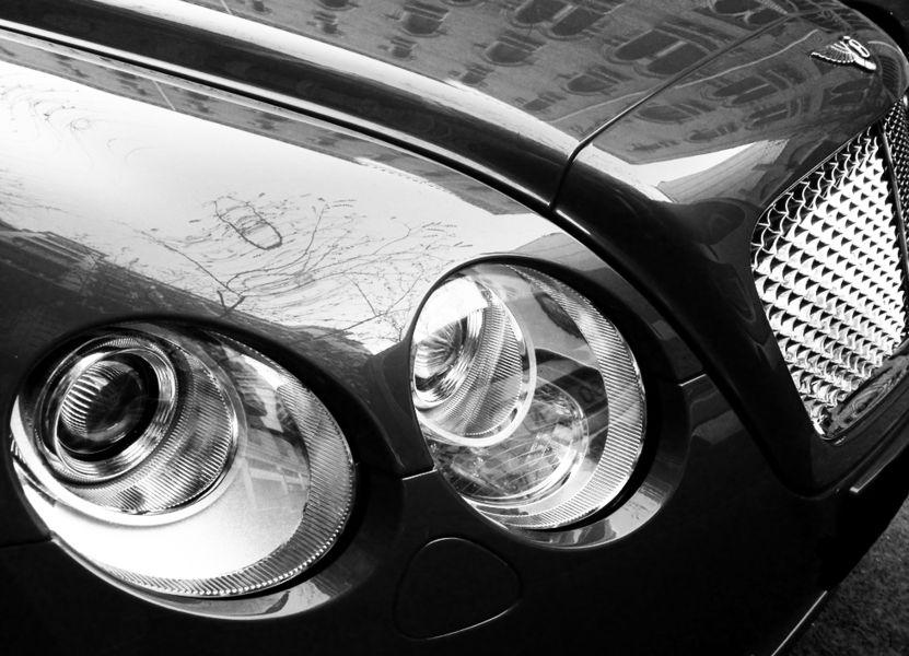 Небольшое путешествие по солнечной Португалии на Bentley Continental GT