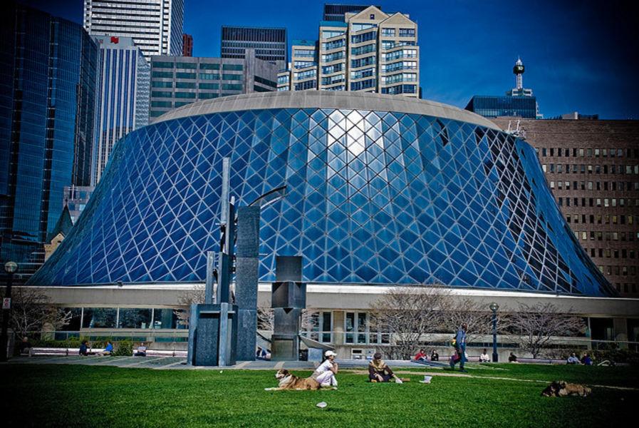 Далекий и чудесный город Торонто