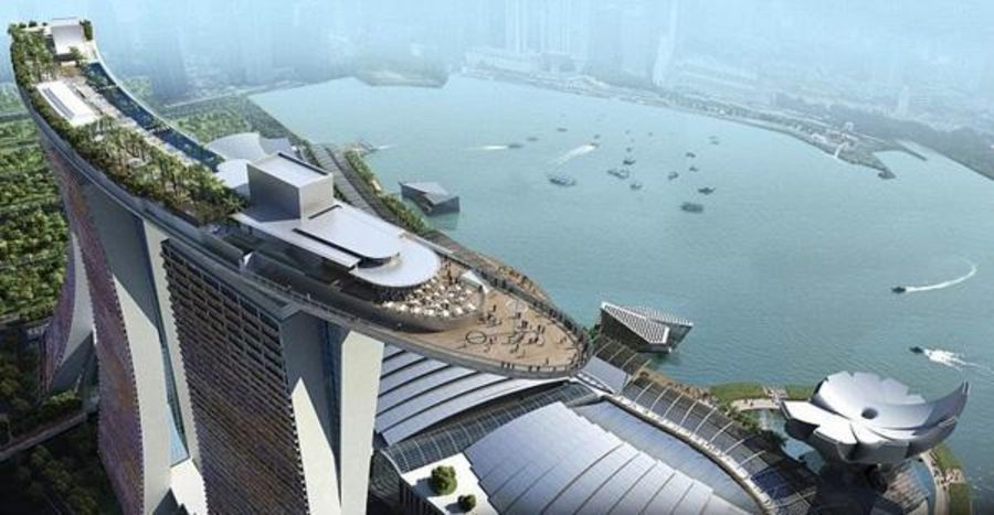 7 современных чудес архитектуры