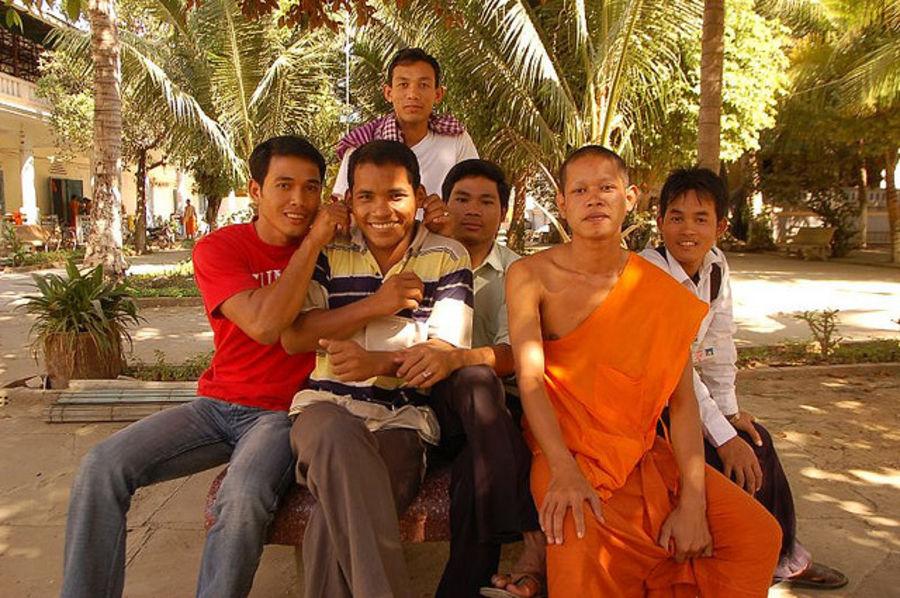 Добродушный Баттамбанг
