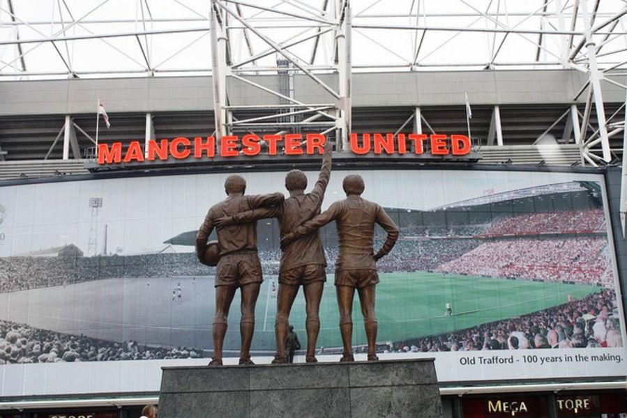 Знаменитый Манчестер