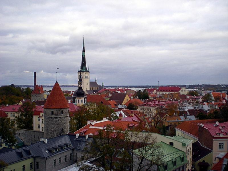 Занимательные прогулки по Таллину