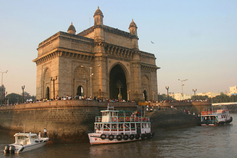 Мумбаи – красота на каждом шагу
