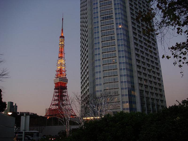 Молодой, но богатый Токио