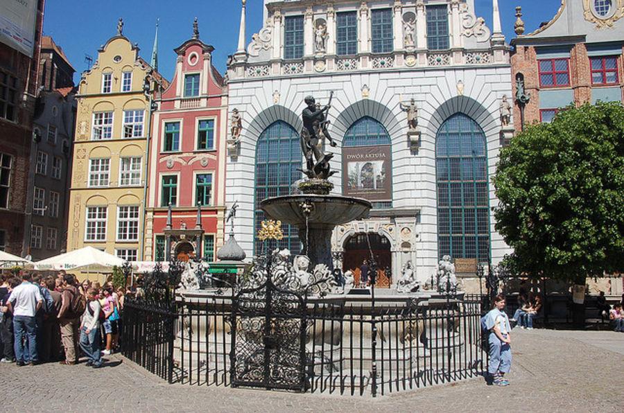 Архитектурный Гданьск