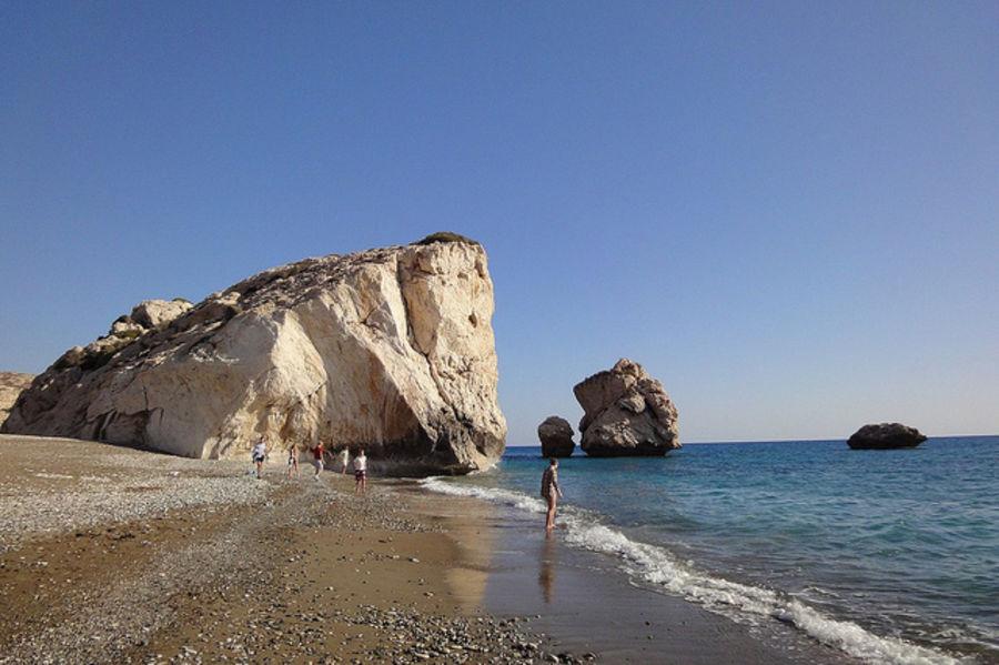 Удивительные места города Пафос