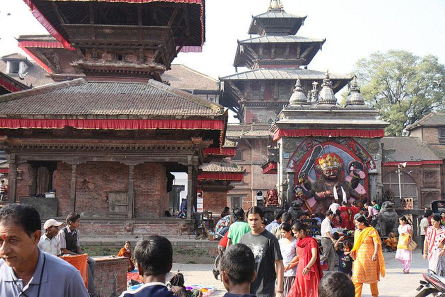 Священный Бхактапур