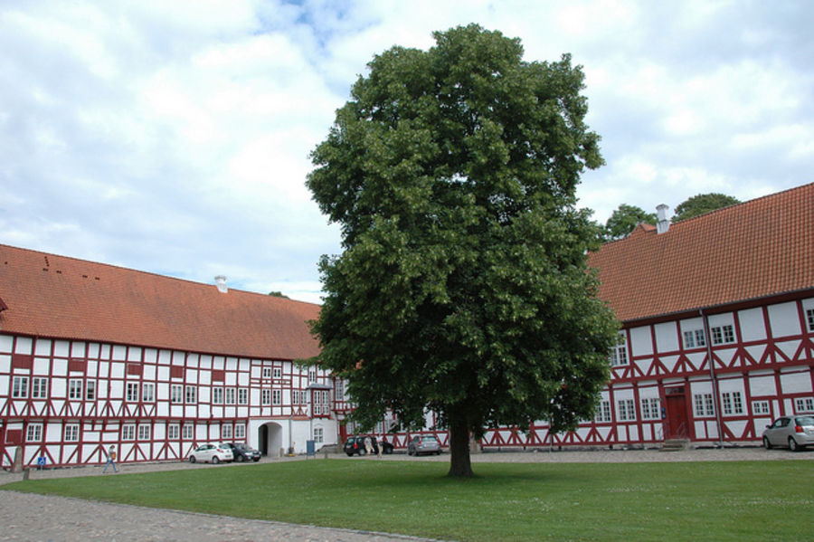 Старейший город Ольборг