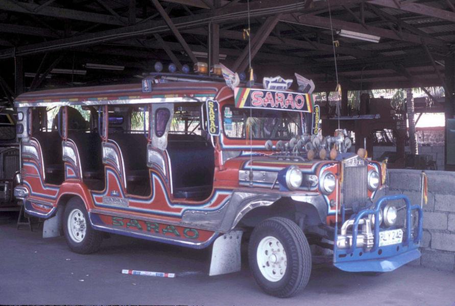 Отпуск в Маниле