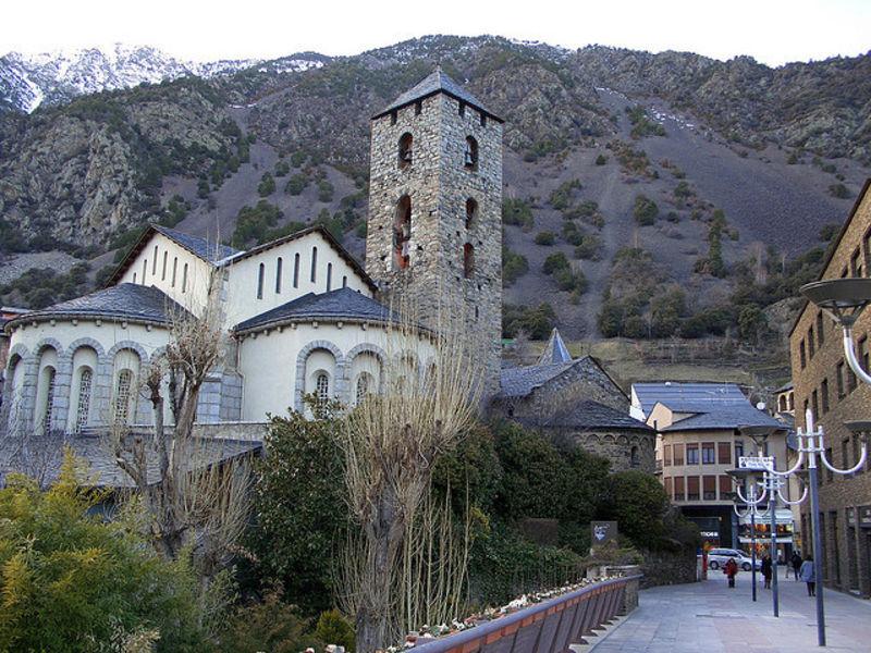 Андорра-ла- Велья