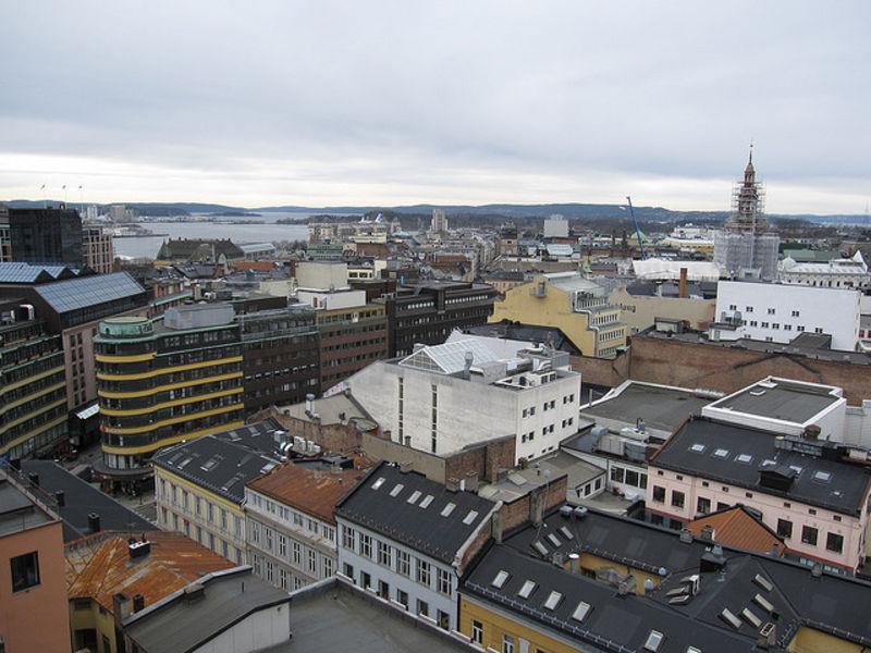 Насыщенный Осло