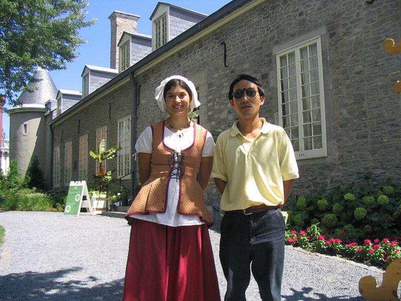 Удивительная поездка в Монреаль