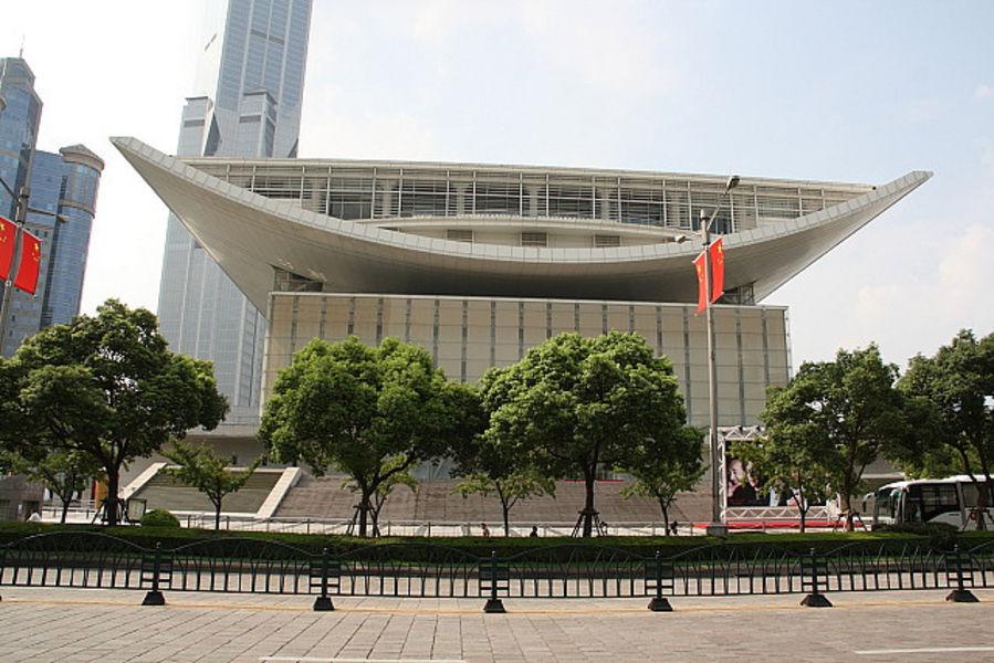 Любимый Шанхай