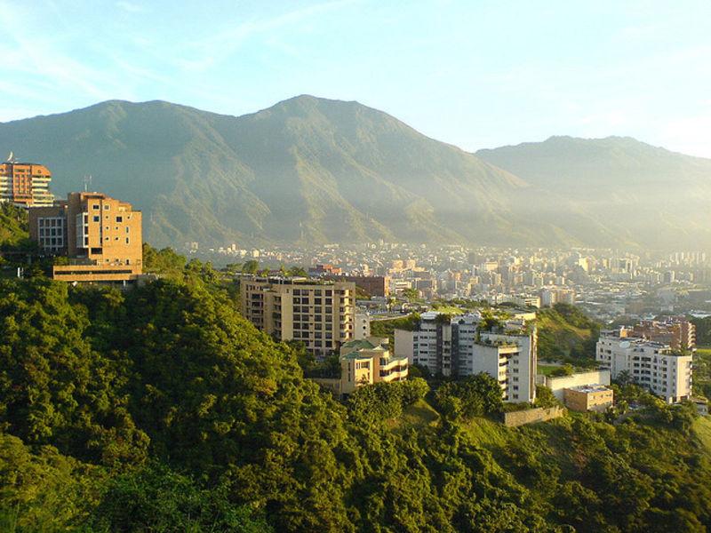 Удивительная поездка в Каракас