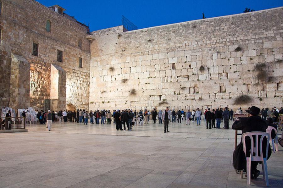 Священный Иерусалим