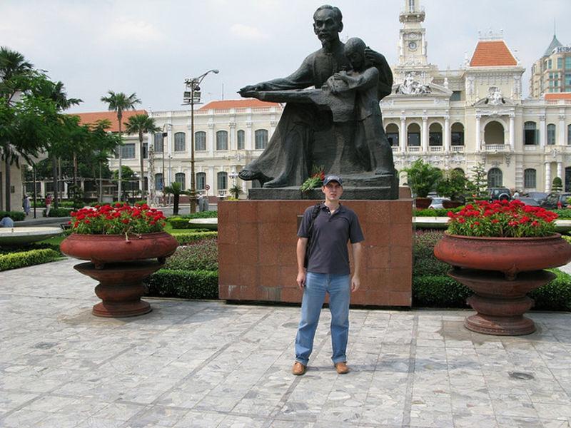 Увлекательная поездка в Хошимин