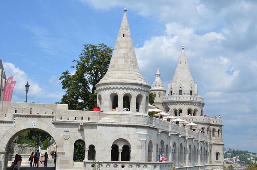 Любимый Будапешт