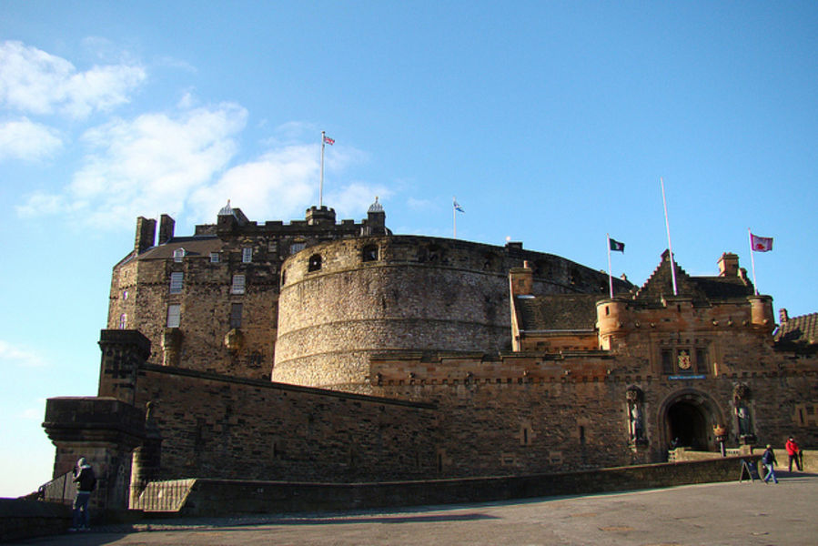 Позновательная поездка в Эдинбург