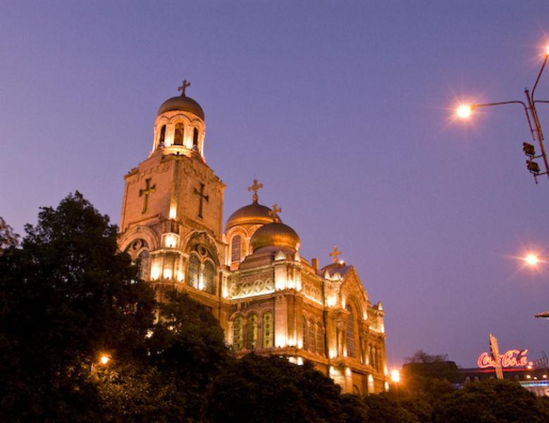 Поездка в Варну