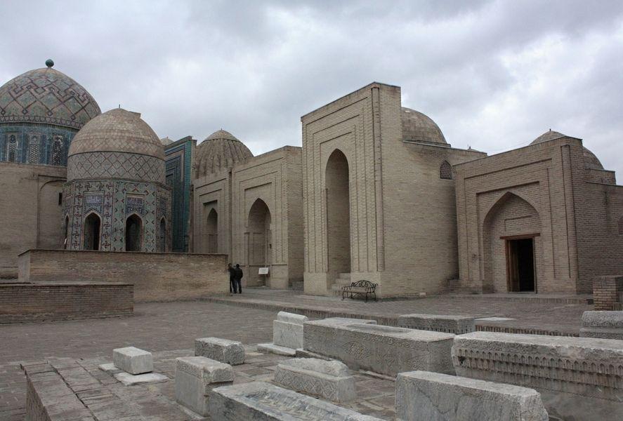 Шахи Зинда, Самарканд.