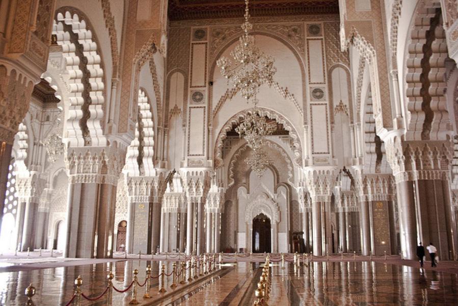 Райское место - Касабланка