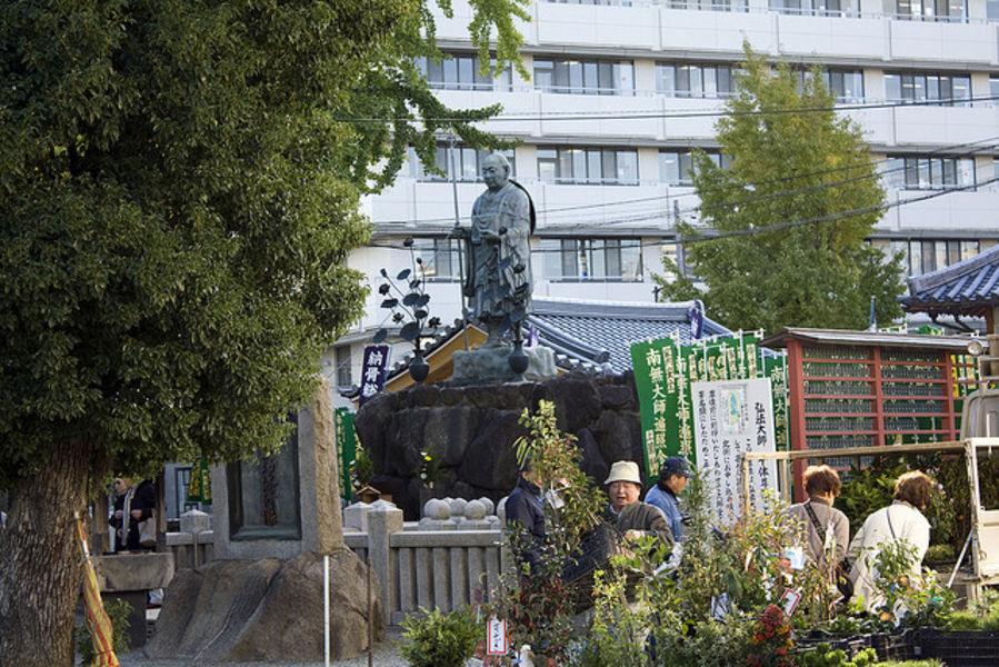 Священный город Осака